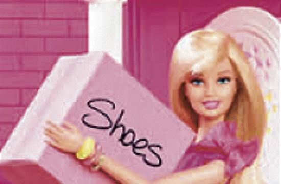 Barbie's Housewarming Party will arrive at Santa Monica Place this Saturday