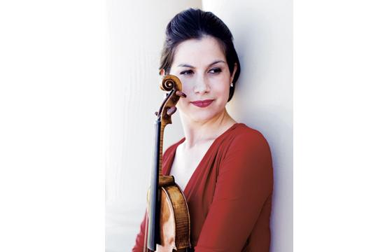 Danielle Belen will be the soloist at New West Symphony's three performances this weekend.