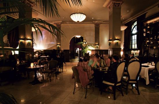 The Culver Hotel celebrates Valentine's Day with a gourmet four-course dinner priced at $58 per person.