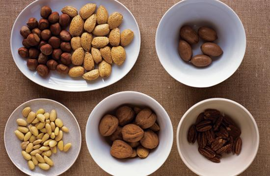 Different nuts appeal for different reason and their health profiles vary from nut to nut.