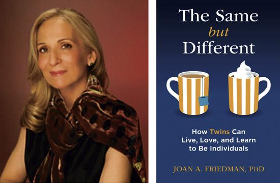Dr. Joan A. Friedman has published her second book about twins.