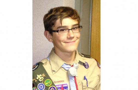 Sam Youngs from Troop 67 has achieved the rank of Eagle Scout.