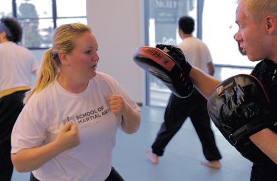 School of Martial Arts is located at 12113 Santa Monica Boulevard