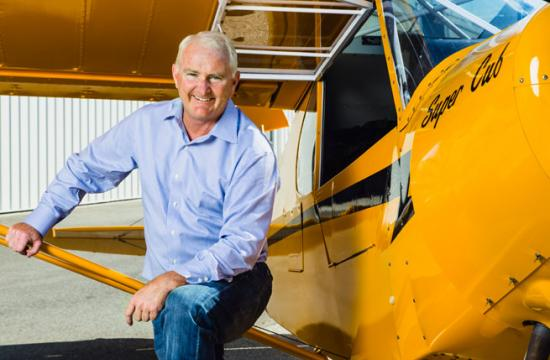 Mark Baker is the fifth president and CEO in Aircraft Owners and Pilots Association.