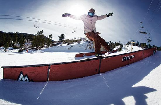 Big Bear Mountain Resorts offers a variety of diverse terrain for skiers and snowboarders.