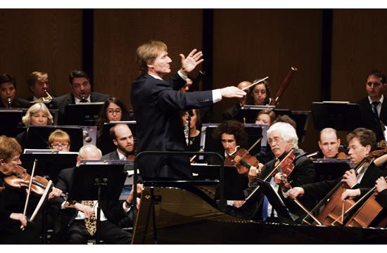 The Santa Monica Symphony will feature great romantic Russian music at this Sunday's concert.
