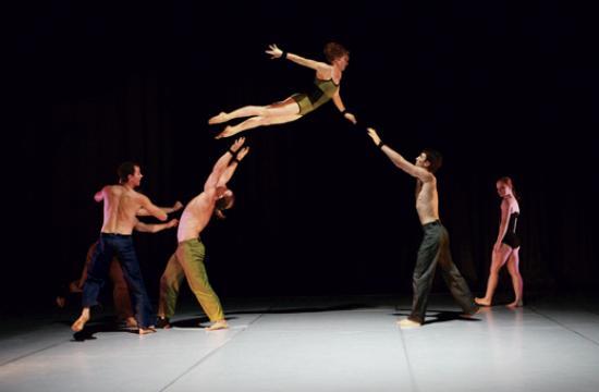 Australia's Circa pushes boundaries between circus and dance.