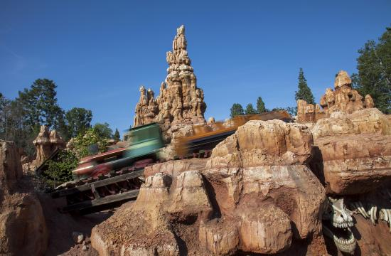 Big Thunder Mountain Railroad reopened to guests at Disneyland park on March 17