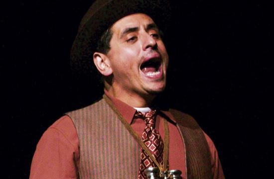 Culture Clash satirist/comedian Richard Montoya.