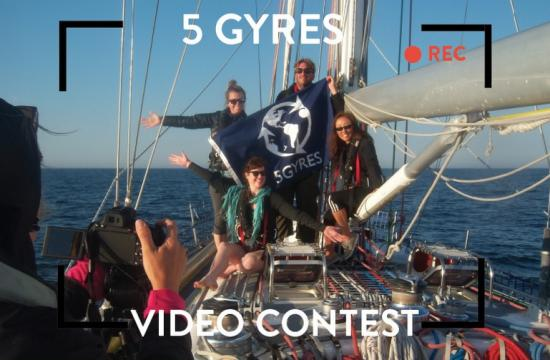 Santa Monica-based 5 Gyres Institute is seeking one crew member to help research ocean plastic pollution. The contest prize is worth $10