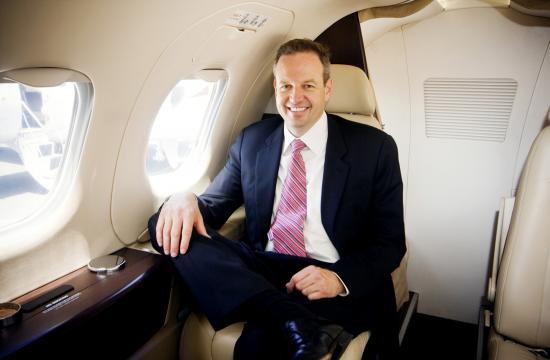 JetSuite CEO Alex Wilcox discusses the current situation at Santa Monica Airport.