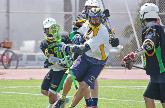 Elective credits will be granted to lacrosse-playing students at Samohi.