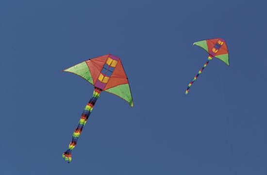 The 3rd Annual Otis Kite Festival will be held this Sunday