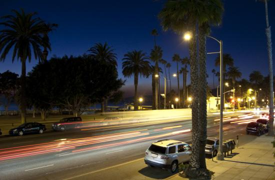 Santa Monica ranked 97th out of California's 100 largest cities in terms of affordable auto insurance.