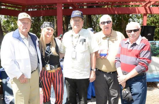 Members from Santa Monica Elks 906 - Pete Armstrong