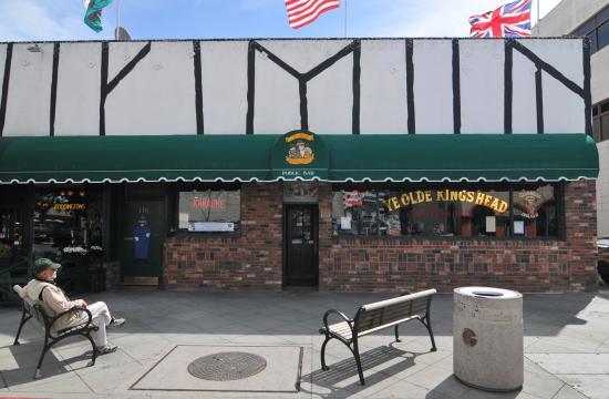 Ye Olde King's Head is located at 116 Santa Monica Boulevard