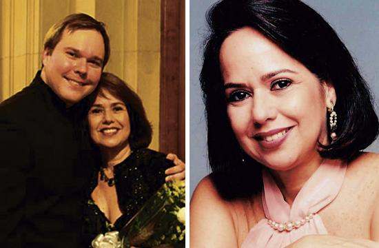 New West Symphony music director Marcelo Lehninger will share the stage with his mother