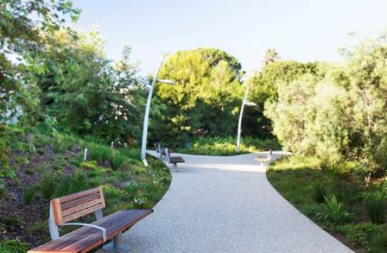 The City of Santa Monica has a new opportunity for park fans to show their support.