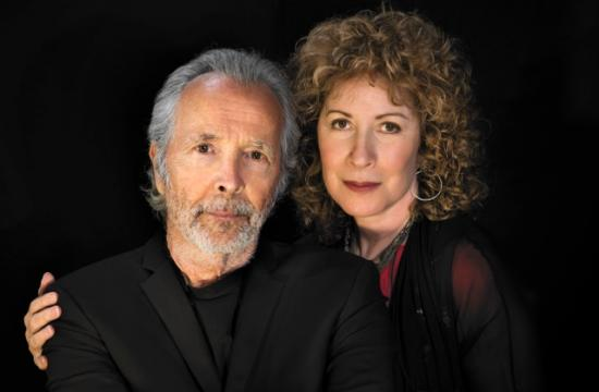 Herb Alpert and Lani Hall Alpert.