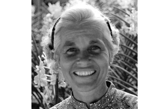 Dorothy Green (1919-2014).