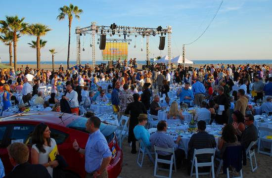 Heal the Bay's Bring Back the Beach Gala