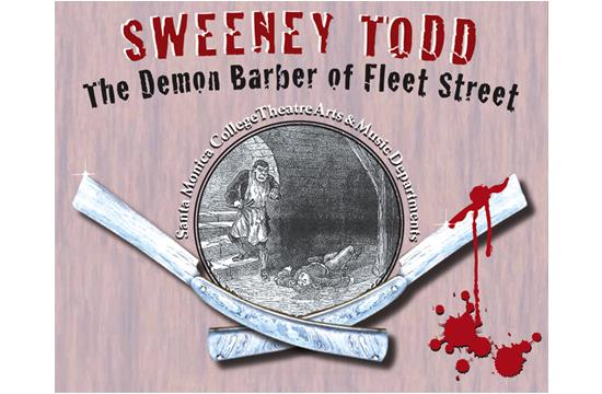 SMC Stages 'Sweeney Todd' May 30 to June 8