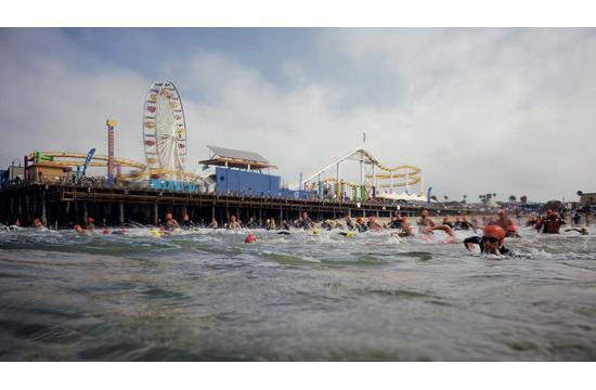 Tracing its roots back to the 1930's Santa Monica Pier paddleboard races – some of the first in the world – this year's pier paddleboard race offers epic competition.