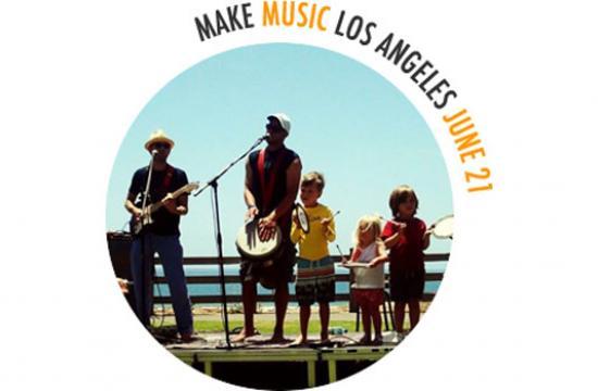 Make Music Los Angeles