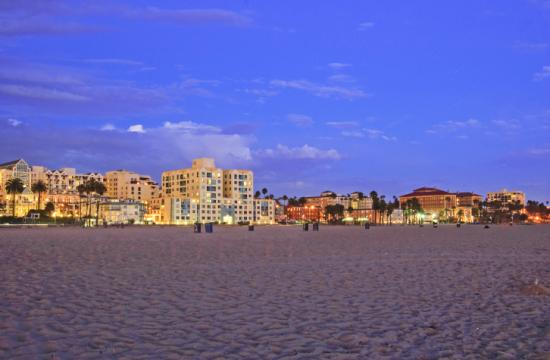 "Santa Monica has been labeled as ""most expensive destination in California.''"