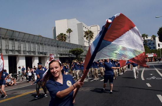 Main Street Santa Monica will be the place to be for Friday's July 4 parade.