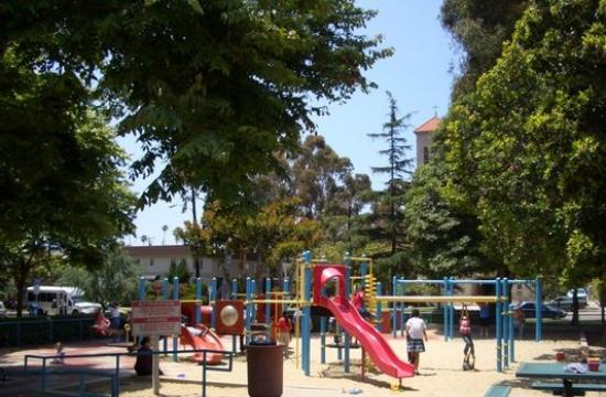 Reed Park is one of Santa Monica's 27 parks.