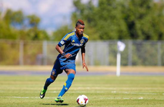 Bradford Jamieson IV will play for the U.S. Under-20 Men's National Soccer Team in Carson.