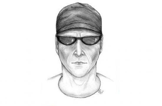 The Santa Monica Police Department has released this sketch of a kidnapping suspect.