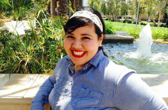SMC student Grace Sandoval