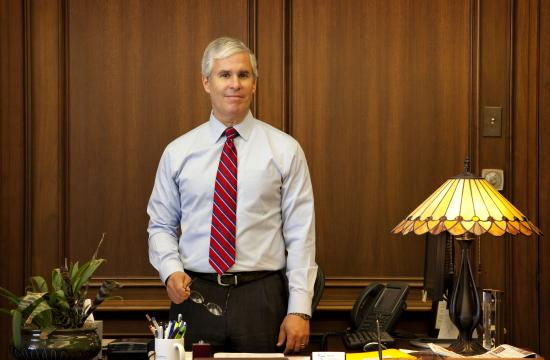 Santa Monica City Manager Rod Gould reflects on his time in the City's top job. He will retire at the end of January 2015.