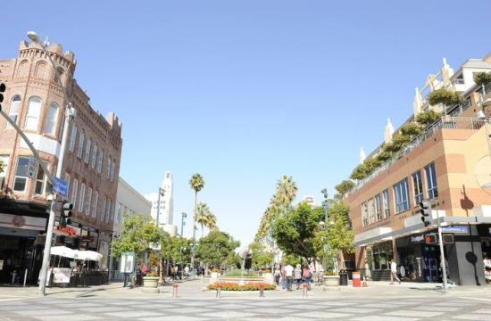 For Third Street Promenade's 25th Anniversary