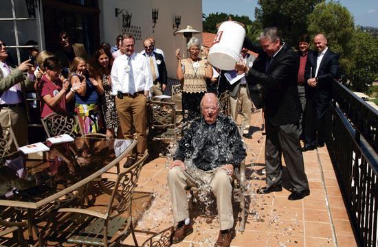ALS Bucket Challenge:  Rick Ruby