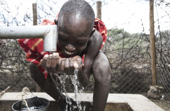 Visit www.thesamburuproject.org to discover more about the importance of clean water.