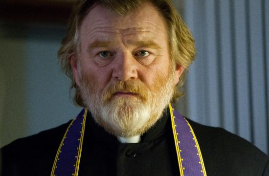 Brendan Gleeson gives a stirring performance as Father James in John Michael McDonagh's 'Calvary