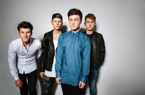 Multi-platinum British band Rixton to perform a free concert at Santa Monica Place this Wednesday