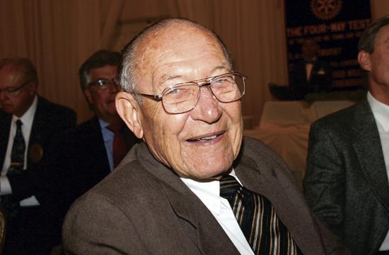 Santa Monica resident John Bohn died age 93 on Saturday
