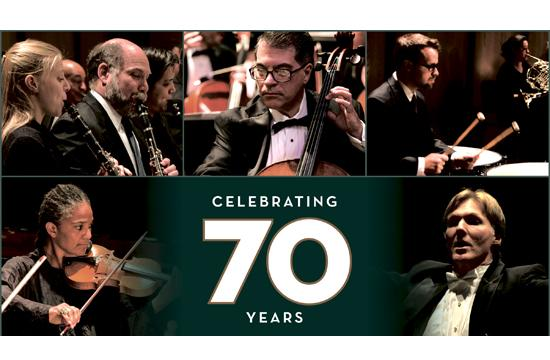 Santa Monica Symphony presents its landmark 70th season of free quality classical music concerts starting Saturday night.