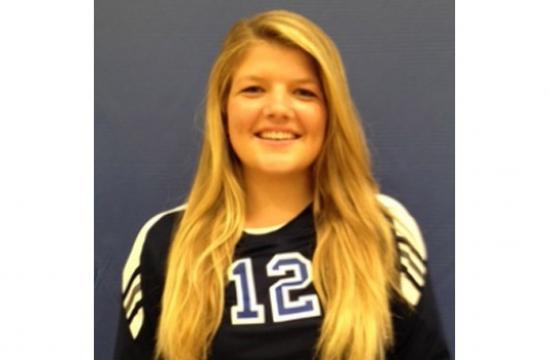 Santa Monica College freshman Greta Schmittdiel.