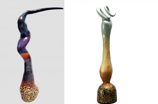 Opening reception for 'Pyrometrics' – a survey of creative works by Ceramicist Franklyn Phillips – will be held on Oct. 25