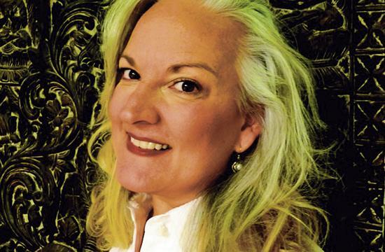 Naam Yoga LA executive director Jane Ohmes Mirshak.