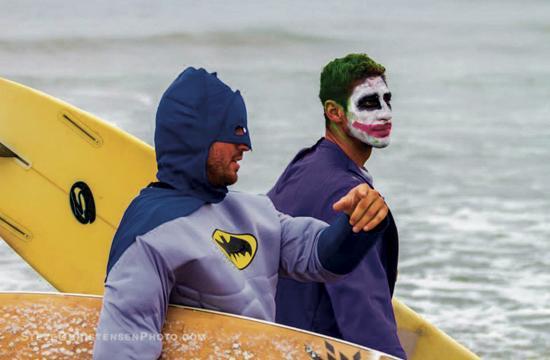 Haunted Heats Halloween Surf Contest Returns Saturday