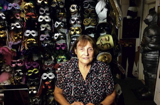 Ursula Boschet offers tips on Halloween costumes.