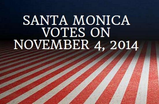 Santa Monica voters will have to vote on five ballot measures this Tuesday