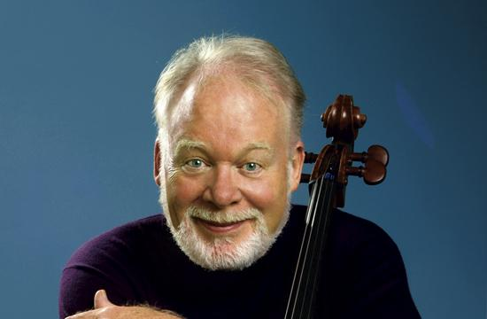 Internationally-renowned cellist and Santa Monica resident Lynn Harrell performs with the New West Symphony at Santa Monica's Barnum Hall