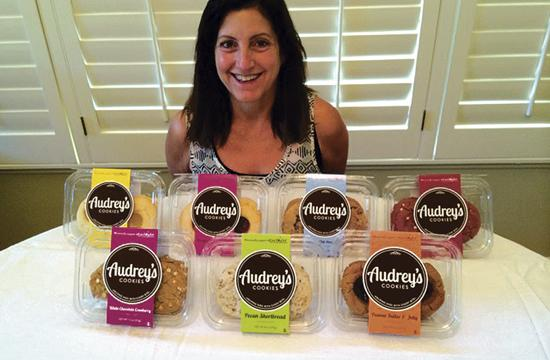 Roberta Koz Wilson founded Audrey's Cookies with 10 percent of retail purchases being donated to Starlight Children's Foundation.